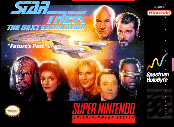 Star Trek, The Next Generation : Future's Past