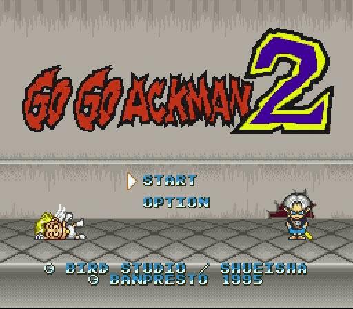 Go Go Ackman 2