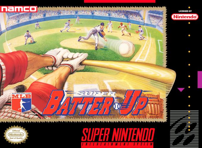 Super Batter Up