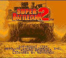 Super Battletank 2