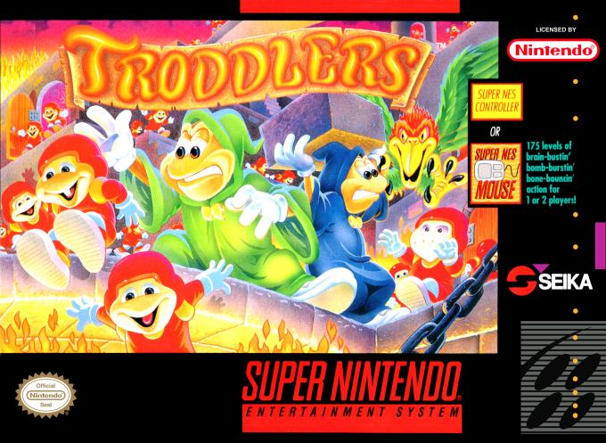 Troddlers
