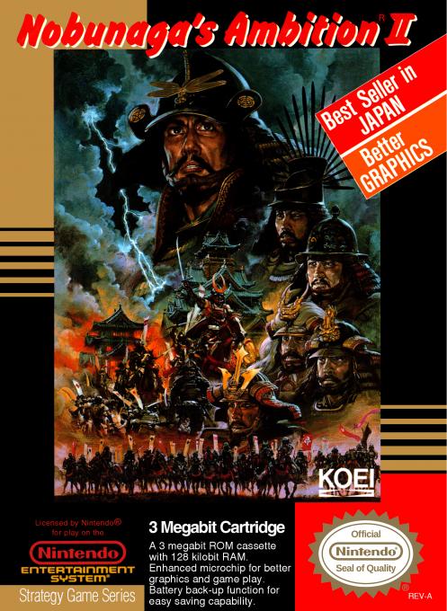 Nobunaga's Ambition II