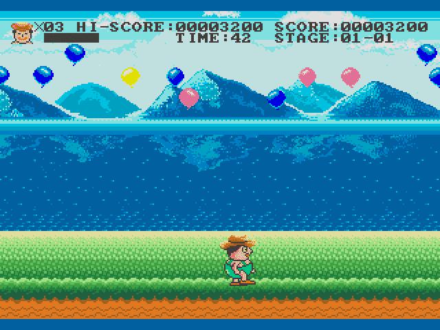 Funny World & Balloon Boy