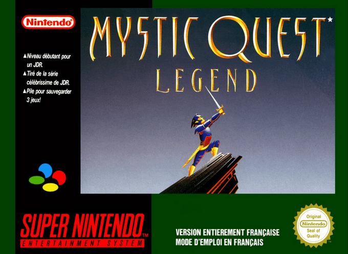 Final Fantasy : Mystic Quest