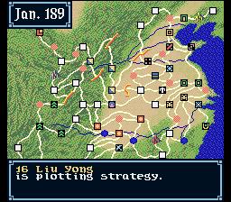 Romance of the Three Kingdoms III : Dragon of Destiny