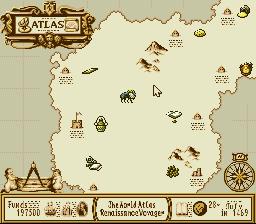 The Atlas : Renaissance Voyager