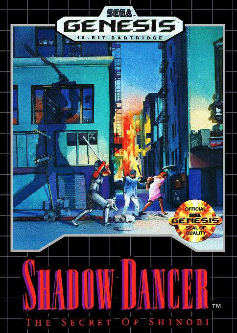 Shadow Dancer : The Secret of Shinobi