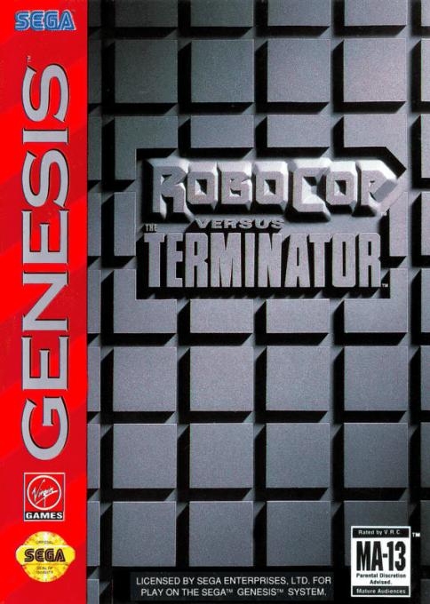 RoboCop versus The Terminator