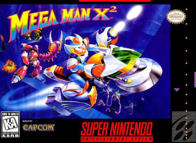 Mega Man X2
