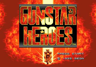 Gunstar Heroes