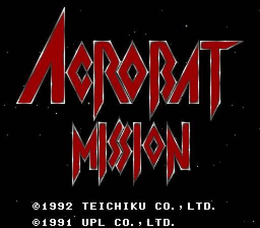Acrobat Mission