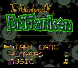 The Adventures of Dr. Franken