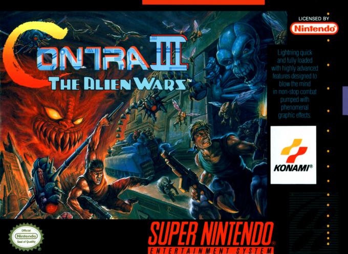 Contra III : The Alien Wars