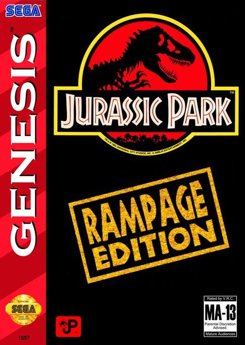 Jurassic Park : Rampage Edition