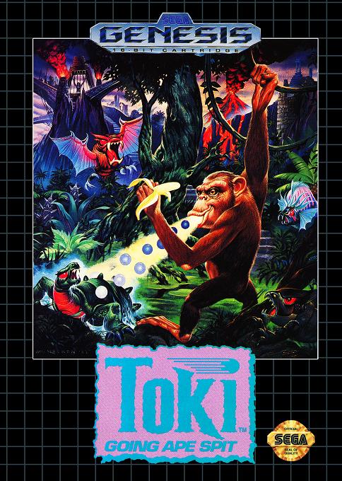 Toki : Going Ape Spit