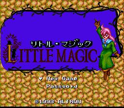 Little Magic