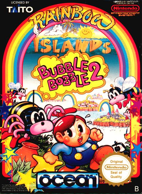 Rainbow Islands : Bubble Bobble 2