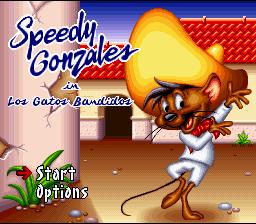 Speedy Gonzales : Los Gatos Bandidos