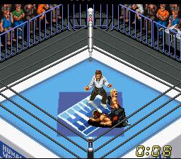 Super Fire Pro Wrestling X