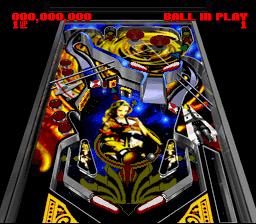 Super Pinball II : The Amazing Odyssey