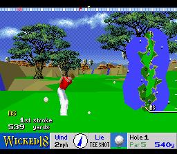 True Golf Classics : Wicked 18