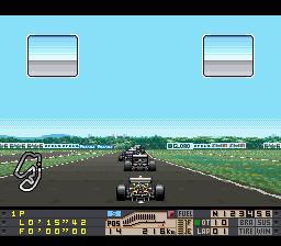 Human Grand Prix III : F1 Triple Battle