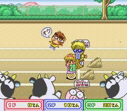 Kingyo Chuuihou! : Tobidase! Game Gakuen