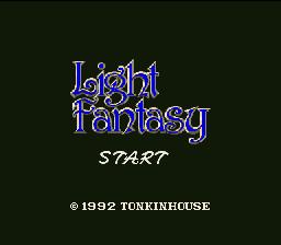 Light Fantasy