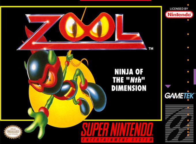 Zool : Ninja of the 'Nth' Dimension