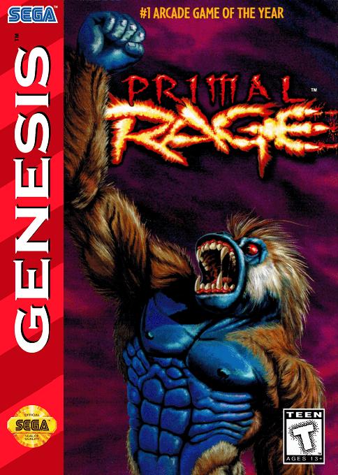 Primal Rage