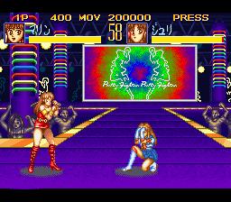 Seifuku Densetsu Pretty Fighter