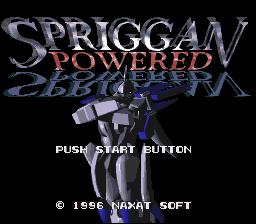 Spriggan Powered