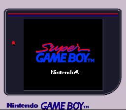 ZZZ:Super Game Boy