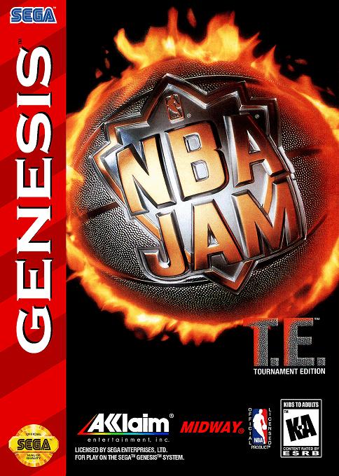 NBA Jam : Tournament Edition
