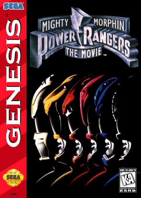 Mighty Morphin Power Rangers : The Movie