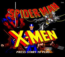 Spider-Man & X-Men : Arcade's Revenge