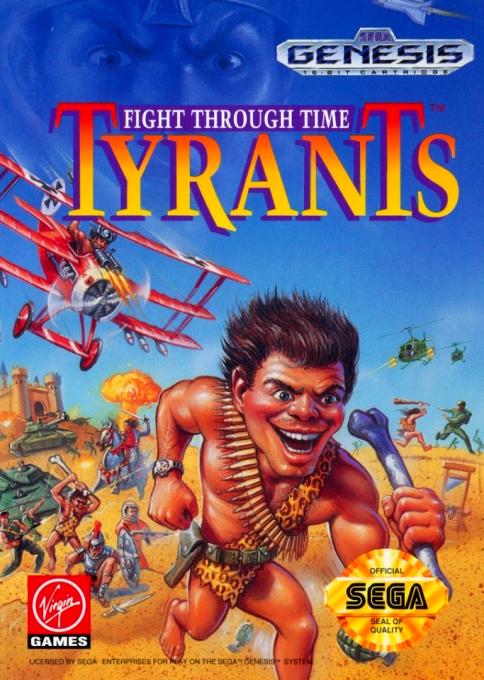 Tyrants : Fight through Time