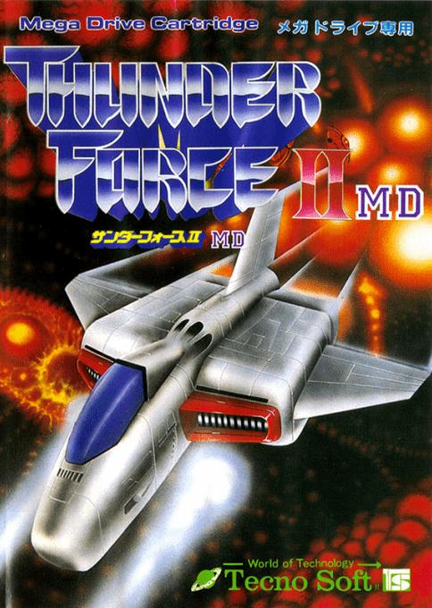 Thunder Force II MD