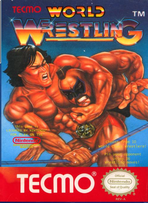 Gekitou Pro Wrestling!! : Toukon Densetsu