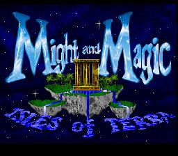 Might and Magic III : Isles of Terra