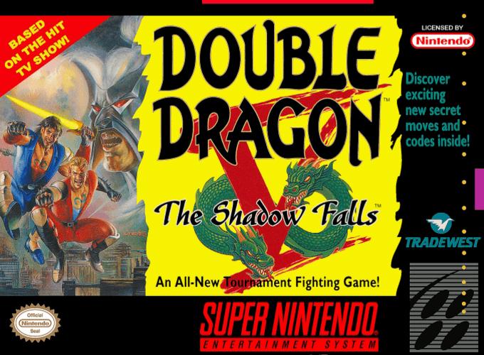 Double Dragon V : The Shadow Falls