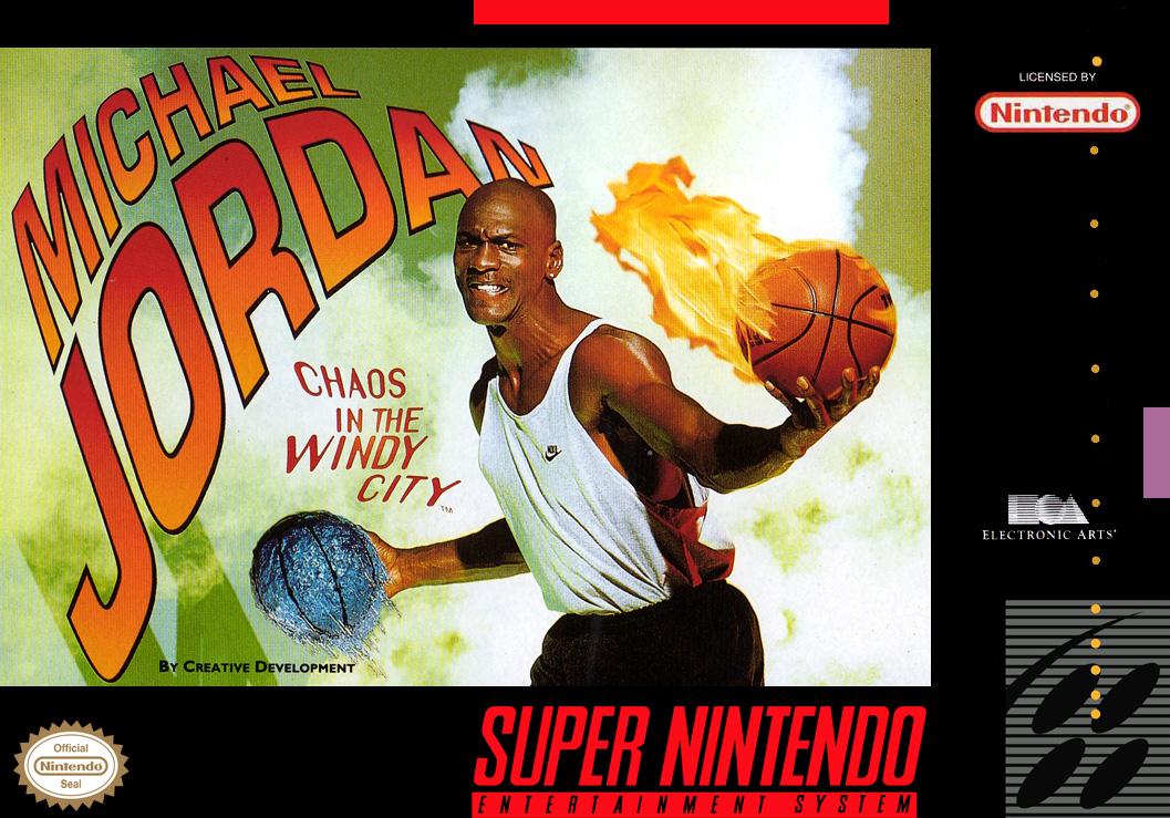 Michael Jordan : Chaos in the Windy City