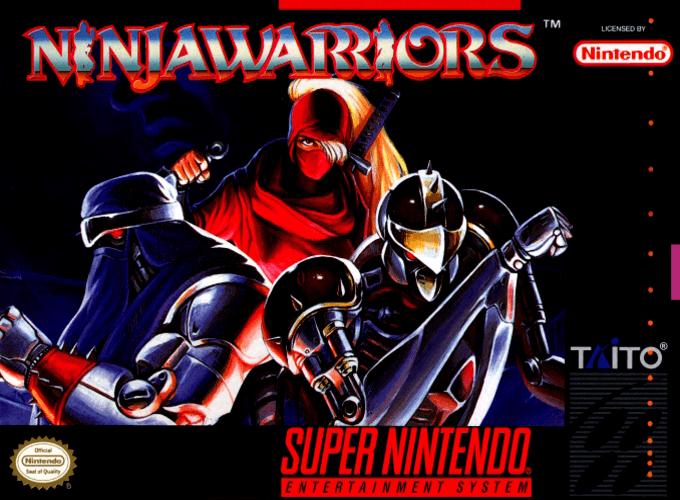 Ninjawarriors
