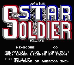 Star Soldier