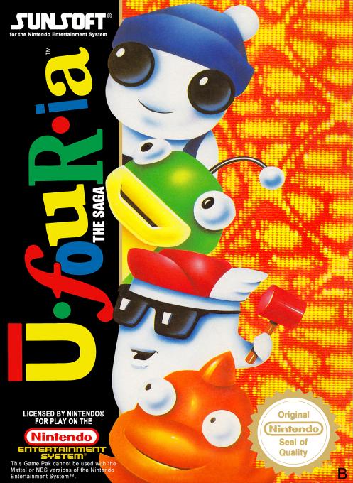 Ufouria : The Saga