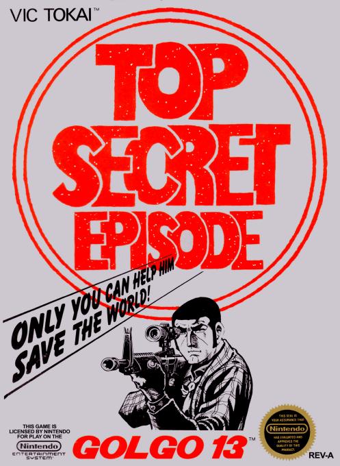 Golgo 13 : Top Secret Episode
