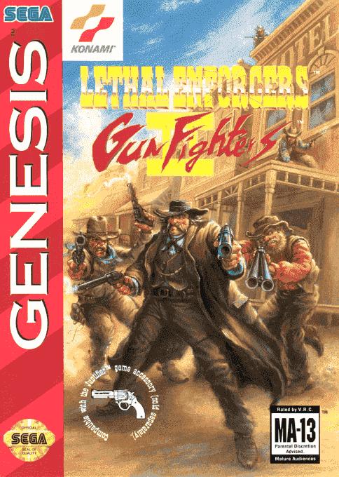 Lethal Enforcers II : Gun Fighters