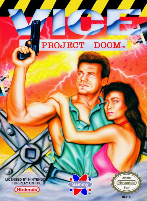 Vice : Project Doom